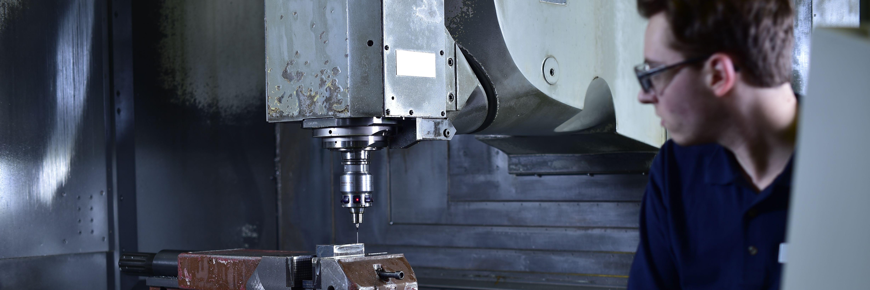 Ausbildungsberuf Werkzeugmechaniker/-in